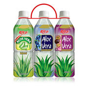 500ml Fruit Flavor Aloe Vera Juice from Vietnam