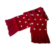 2015 Knitted Scarves from China (mainland)