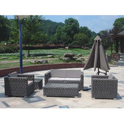 Outdoor furniture Rattan Sofa Sets from China (mainland)