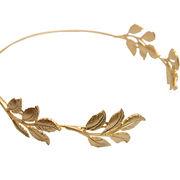 Athena Greek Goddess Crown Leave Headband from China (mainland)