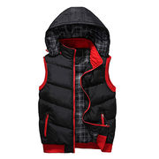 Unisex vest from China (mainland)