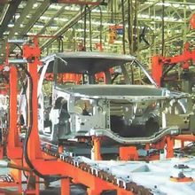 Pickup Truck Assemble Line and Equipment Manufacturer