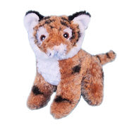 China 15cm tiger cub soft touch toys with high quality to provide a variety of design