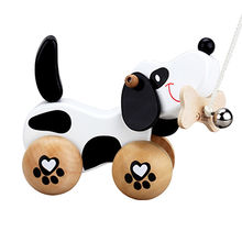 China Baby Push and Pull Dog Toy