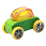 New style classic wooden toy pull-and-push car from China (mainland)