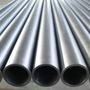 Welded thin wall galvanized steel tube round shape from China (mainland)