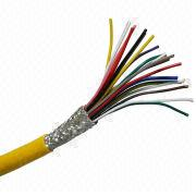 UL20276 computer control cable, PP or PE insulation, control cable, PVC jacketed