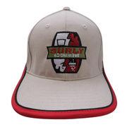 Brim baseball caps from China (mainland)