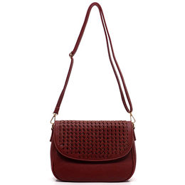 Ladies PU Leather Handbag High End New Design Han from China (mainland)