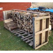 Firewood on pallets Manufacturer