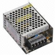 120W Single Output switching mode power supply, 24-volt AC to DC, with CE, RoHS Certifications
