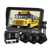Car rearview systems for school bus from Veise Electronics Co. Ltd
