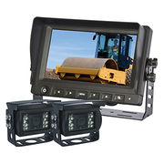 Car rearview systems for heavy equipment, camera monitor vision from Veise Electronics Co. Ltd