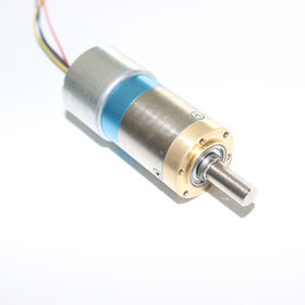 12V Brushless DC Gear Motor from China (mainland)