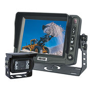 Aftermarket parts for heavy truck rear view camera monitor system