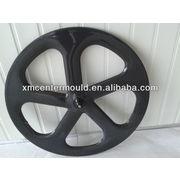 100% Toray T700 Carbon Fiber Bike Parts 28inch 5 Spoke Carbon