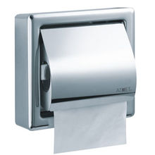 Stainless Steel Wall-mounted Paper Holder Manufacturer