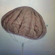 100%Cashmere Knitted Beanies