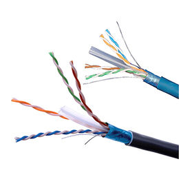 CAT6 LAN telecommunication cable from China (mainland)