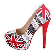 Women's High-heeled Dress Shoes from China (mainland)