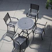 Outdoor wicker furniture from Vietnam