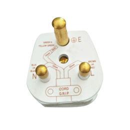 China round-pin power plug