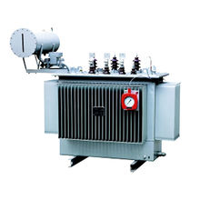 S9 11kV oil immersed power and distribution transformer, with tap changer and oil tank