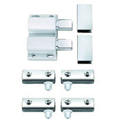 Glass door magnet/ spring loaded latch from cabine from China (mainland)