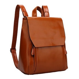 Ladies Hot-selling PU Backpack Manufacturer