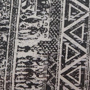 Geometric Pattern Print on Lace Fabric from China (mainland)