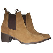 Leather Ankle Boot from India