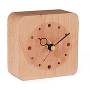 Wood Clock from China (mainland)