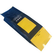 Side Gusset Plastic Pouch from China (mainland)