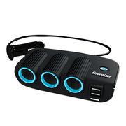 Energizer® Triple Socket Adaptor from Switzerland