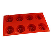 Silicone candy molds from China (mainland)