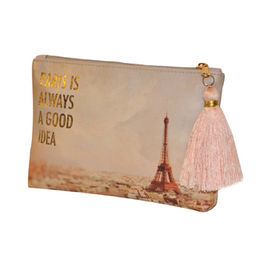 Eiffel tower cosmetic bag from China (mainland)
