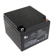 China 12V/24Ah Rechargeable Solar Battery