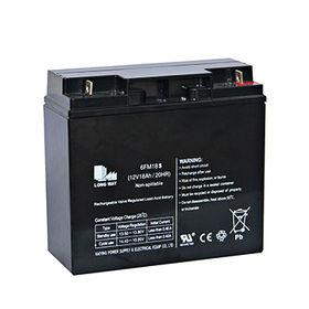 12V 18Ah Solar Battery from China (mainland)