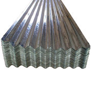 Hot Dipped Galvanized Corrugated Steel Sheet from China (mainland)