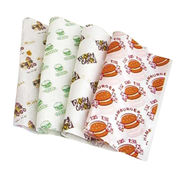 Hamburger baking wrapping paper from China (mainland)