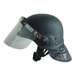 Police helmet from China (mainland)