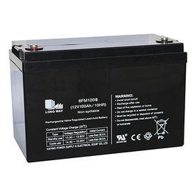 12V 100Ah Solar Battery from China (mainland)