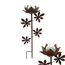New Design Metal Rustic Flower Stake from China (mainland)