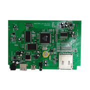 China PCB assembly services with fast delivery and flexible order volume, RoHS compliant