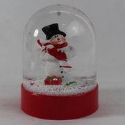 Acrylic Christmas snow globes from China (mainland)