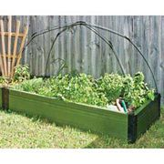 Flexible Plastic Garden Grow Raised Bed from China (mainland)
