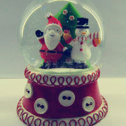 BoutiqueChristmas snow globes from China (mainland)