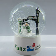 Christmas snow globes from China (mainland)