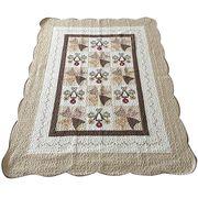 Cotton Patchwork Carpet Tiles Manufacturer