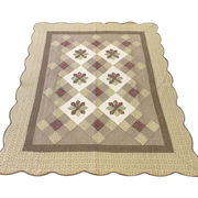 Cotton Patchwork Carpet Tiles from China (mainland)